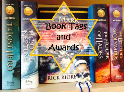 book tags and awards