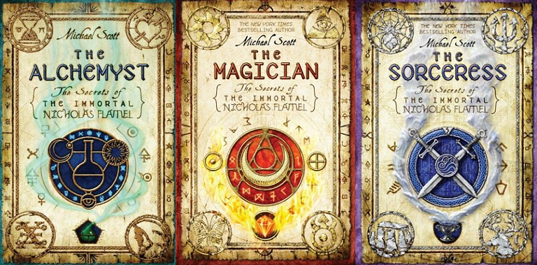the magician the immortal nicholas flamel Michael scott is the new york times bestselling author of the secrets of the immortal nicholas flamel series, an authority on mythology and folklore, and one of ireland's most successful authors.