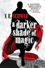 a darker shade of magic