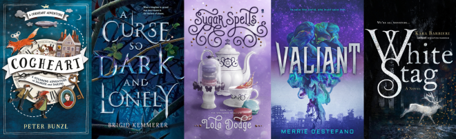 sept 2018 ebook haul