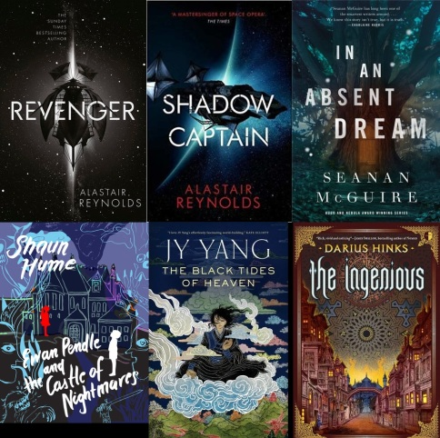 ebook haul november 2018