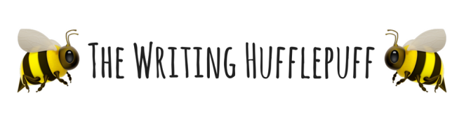 the writing hufflepuff