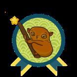 badge_tarsier