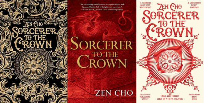 sorcerer to the crown covers
