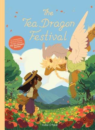 tea dragon festival
