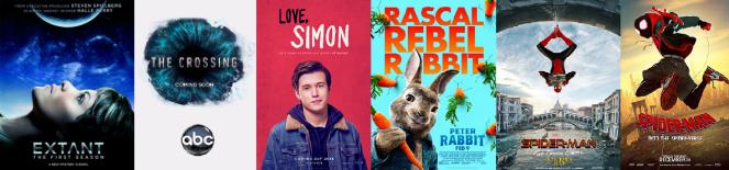 what i watched july 2019