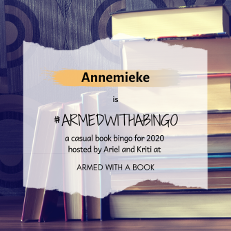 Annemieke's Blog Badge