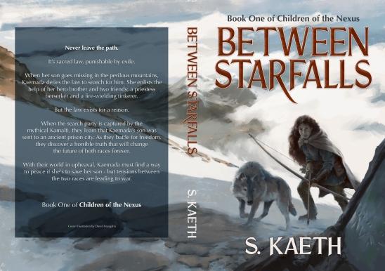 BetweenStarfallsCover with blurb