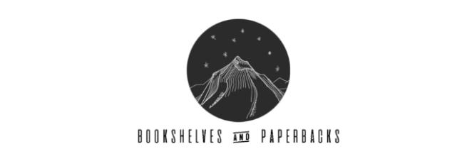 bookshelves and paperbacks